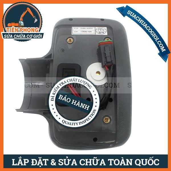 Táp lô máy múc Hyundai Robex 130LC-1(E), 130LC-3, 130-5 | 21E6-00200, 21E6-00201