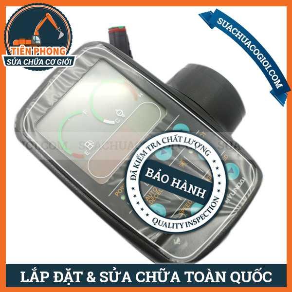 Đồng hồ xe cuốc Hyundai Robex 130LC-1(E), 130LC-3, 130-5 | 21E6-00200, 21E6-00201
