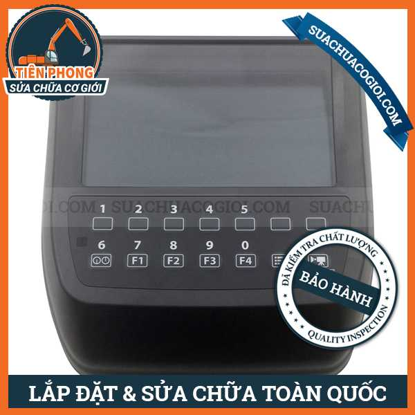 Táp Lô Xe Cuốc Hitachi ZX200-3 | 4652262