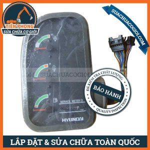 Đồng Hồ Xe Cuốc Hyundai Robex R210-5D, R220-5D