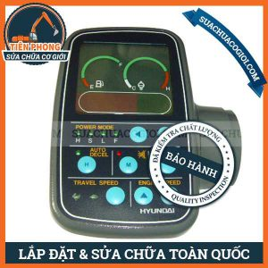 Màn Hình Hyundai Robex 130LC-1(E), 130LC-3, 130-5 | 21E6-00200, 21E6-00201