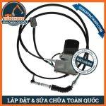 Motor Ga Máy Xúc Daewoo Doosan 250LC-V, 220LC-V | 2523-9014