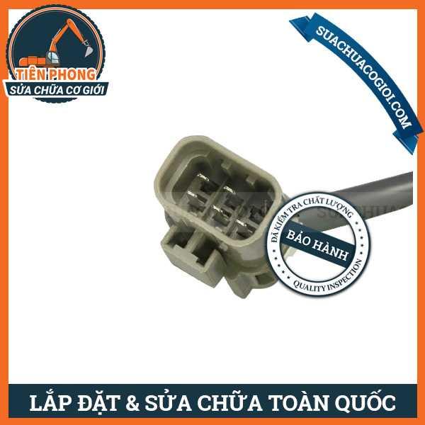 Motor Ga Xe Cuốc Daewoo Doosan 250LC-V, 220LC-V | 2523-9014