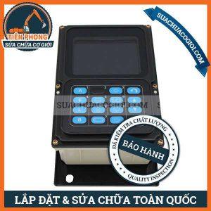 Táp Lô Máy Cuốc Komatsu PC160LC-7, PC228US-3, PC200-7, PC200LC-7 | 7835-12-1001, 7835-16-5002