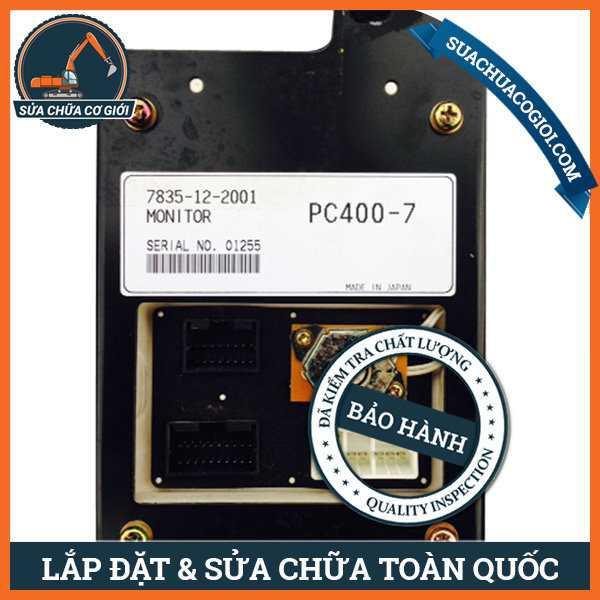 Táp Lô Máy Xúc Komatsu PC200-7, PC210-7, PC200-7, PC220-7