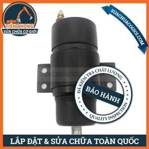 Cuộn Điện Tắt Máy Múc Kato HD800, HD900 | 053400-1461