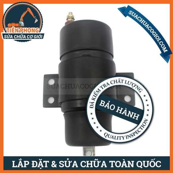 Cuộn Điện Tắt Máy Múc Kato HD800, HD900   053400-1461