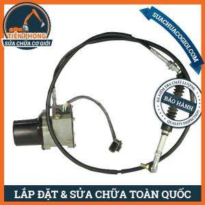 Motor Ga Xe Máy Đào Daewoo Doosan DH220-5, SL220-V, DH220-5 | 2523-9014, 2513-9014