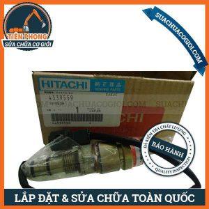 Cảm Biến Áp Suất Khác Biệt Máy Xúc Hitachi EX120-2, EX200-2, EX300-2 | 4339559