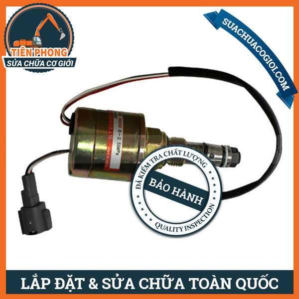 Cảm Biến Áp DP Cóc Vàng Máy Xúc Hitachi EX300-5, EX200-5, EX220-5 | 9102068