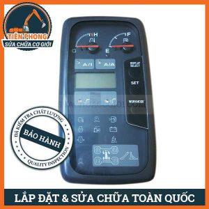 Màn Hình Máy Xúc Hitachi Zaxis Bánh Lốp ZX130W, ZX160W, ZX180W, ZX210W | 4474747