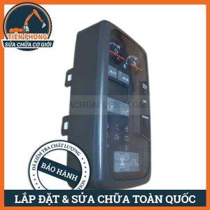 Táp Lô Máy Đào Hitachi Zaxis Bánh Lốp ZX130W, ZX160W, ZX180W, ZX210W | 4474747