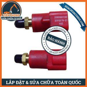 Pressure Switch Komatsu PC100-6, PC200-7, PC200-8 Excavator | 206-06-61130