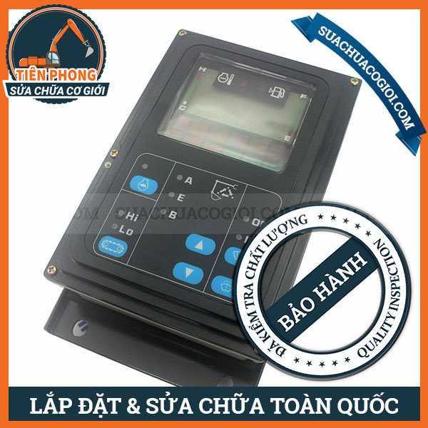 Táp Lô Máy Xúc Komatsu PC200-7, PC220-7, PC220LC-7 | 7835-10-2004, 7835-10-2002, 7835-10-2003, 7835-10-2005