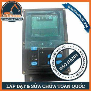 Đồng Hồ Máy Đào Komatsu PC200-7, PC220-7, PC220LC-7 | 7835-10-2004, 7835-10-2002, 7835-10-2003, 7835-10-2005