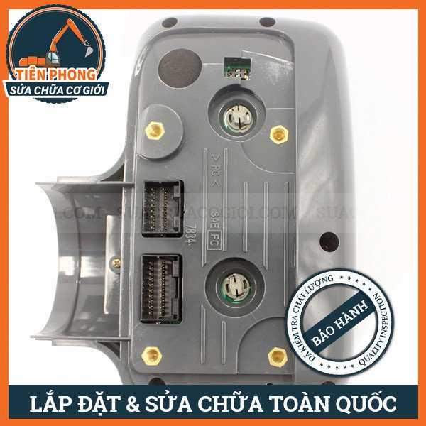 Đồng Hồ Máy Cuốc Komatsu PC220-6, PC220LC-6, PC220SE-6 | 7834-72-4001, 7834-76-3000