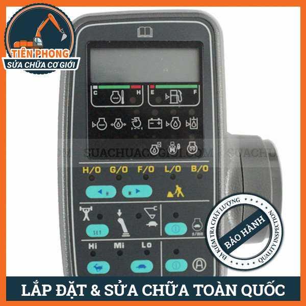 Táp Lô Máy Múc Komatsu PC200-6, PC200LC-6, PC200EN-6, PC200EL-6 | 7834-71-6000