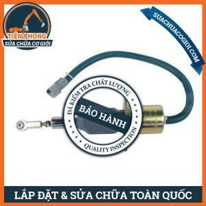 Cuộn Điện Tắt Máy Múc Komatsu PC300-7 | 4063712