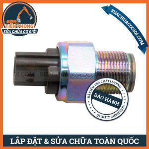 Rail Pressure Sensor Kobelco Excavetor SK200-8, J05E | VHS227621070, S2276-21070