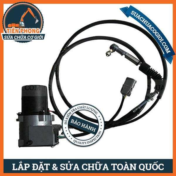 Motor Ga Xe MáyCuốc Daewoo Doosan 290LC-V, 400LC-V | 2523-9015