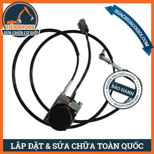 Mootor Xe Máy Xuc Daewoo Doosan 500LC-V, 470LC-V, 420LC-V, 340LC-7 | 523-00008