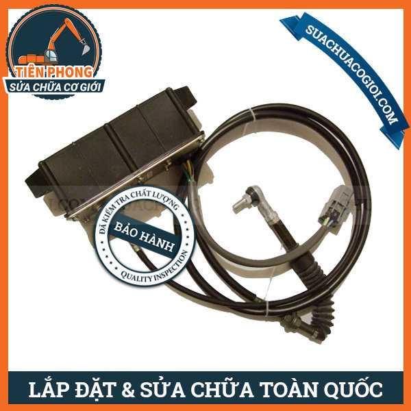 Mô Tơ Ga Xe Máy Múc Daewoo Doosan 500LC-V, 470LC-V, 420LC-V, 340LC-7 | 523-00008