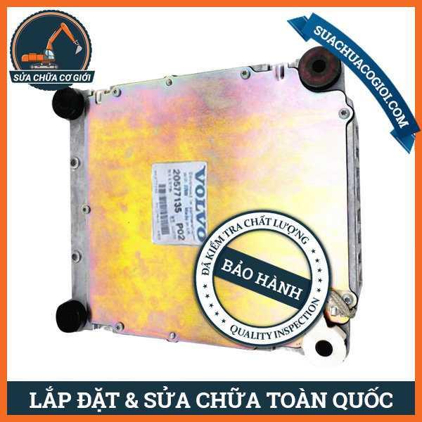Tien Phong VOE 20577135 P02 4 - Hộp Điều Khiển Động Cơ Volvo EC140, EC140LC, EC160, EC160LC | 60100002