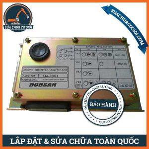 Hộp Điện Máy Đào Daewoo Doosan S225LC-V, DH225-7 | 543-00074