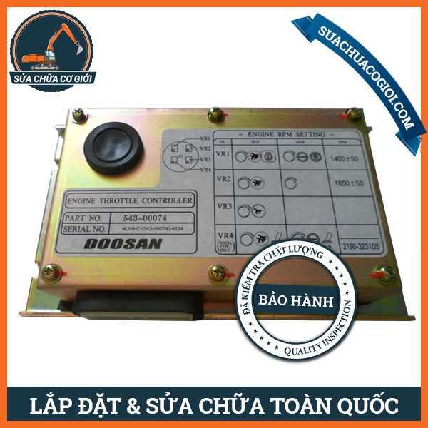Hộp Điện Máy Đào Daewoo Doosan S225LC-V, DH225-7   543-00074
