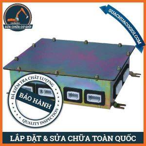 Hộp Điện Máy Xúc Kato 820-1, 820-2, 820-3 | 709-98400001