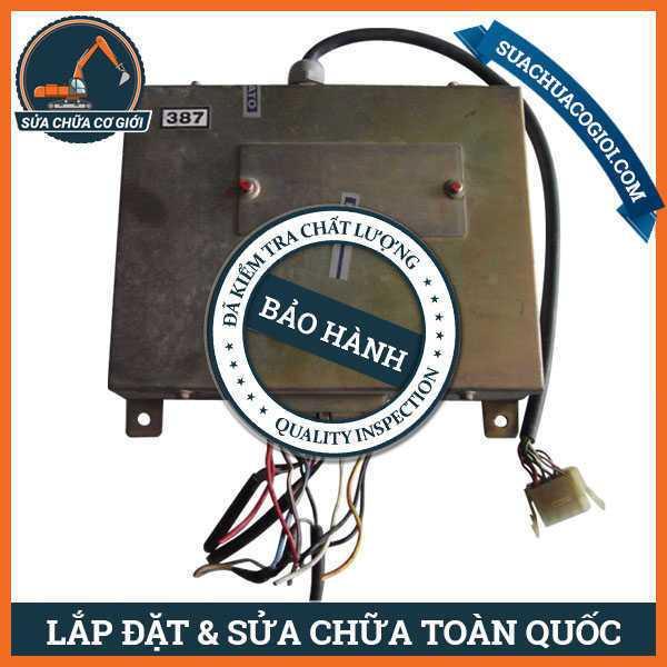 Hộp Đen Động Cơ Máy Xúc Kato HD450-5