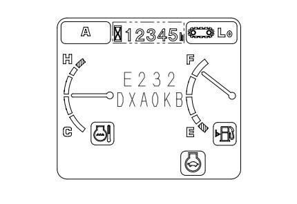 Mã lỗi dịch vụ [Service code] Komatsu PC200-7