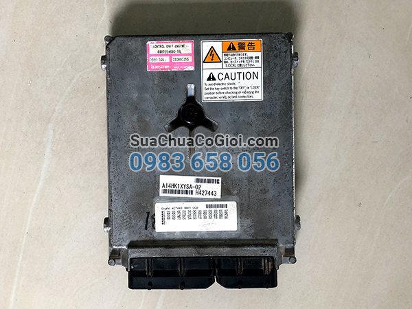 Hộp đen động cơ hay còn gọi là hộp nổ Hitachi ZX200-3