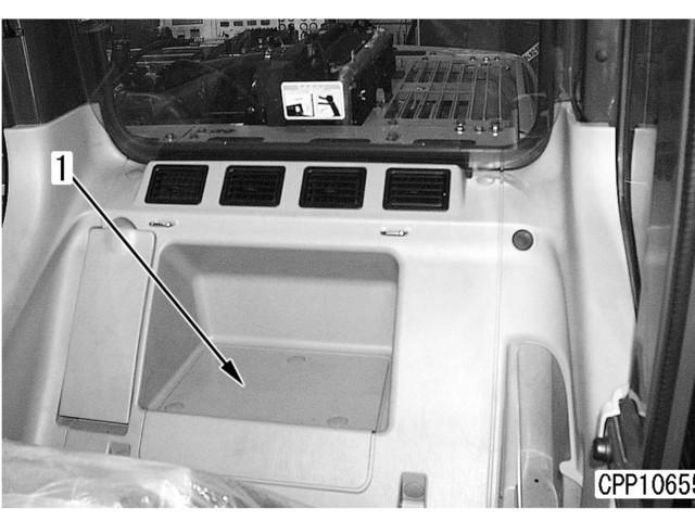TIENPHONG IMG 0072 - Vị trí hộp đen máy xúc Komatsu