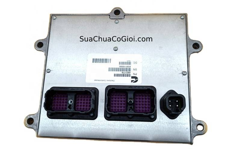 Hộp đen máy xúc komatsu PC300-8 PC350-8 4921776 QSB6.7
