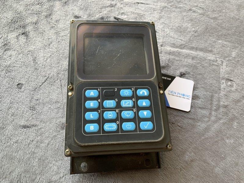 Bảng mã lỗi màn hình máy đào Komatsu PC200-6
