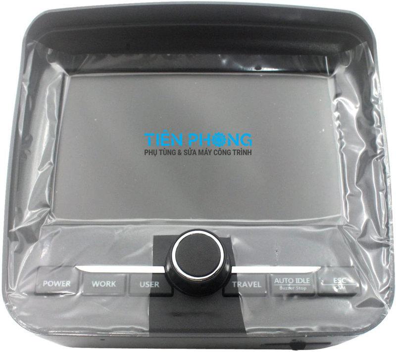 Cách vào màn hình xem mã lỗi xe máy xúc Hyundai Robex R290LC-9, R140LC-9S