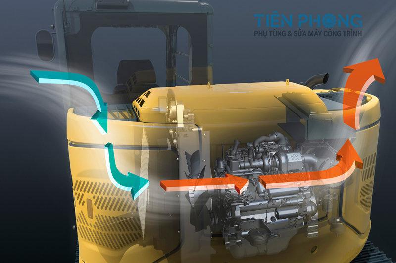 Động cơ máy Xúc Kobelco Sk 140SRLC-7