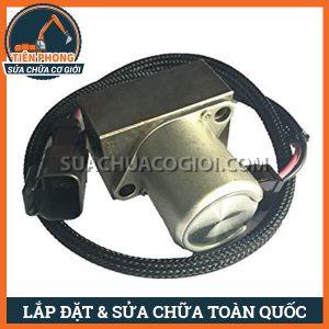 Van điện từ điều khiển bơm thủy lực PC200-7, PC200-8 | 702-21-57400 702-21-57500, 702-21-55901