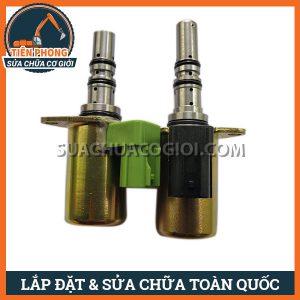 Van điện từ điều khiển máy xúc SK60, SK60SR, SK70, SK80 YT35V00004F1, YT35V00005F1