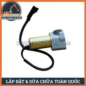 Van điện tử bơm thủy lực máy xúc PC300-8 | 702-21-07630