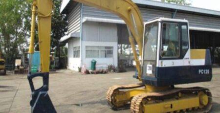 Tài liệu máy xúc Komatsu PC120-5