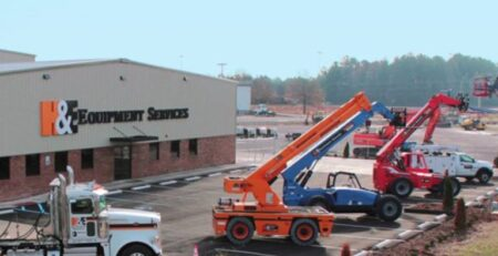 Tin tức H&E Equipment Services